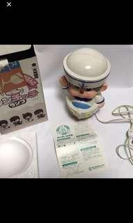 超罕monchhichi明治Meiji古董 水手燈