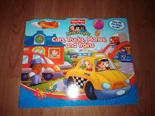 Fisher price, Little people - Cars, Trucks, Planes & Trains