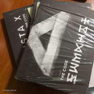 Monsta X The Code Album
