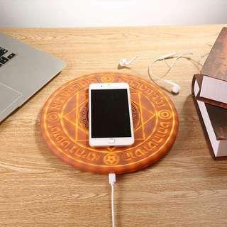 奇異博士無線充電器 Doctor Strange Magic Array Wireless Charger