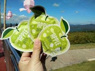 APPLE DETOX UNTUK 3pack *promotion*