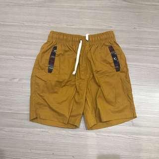 🚚 曼谷購入圖騰高腰五分褲