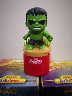 Tesco Avengers Hulk