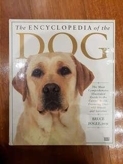 The Encyclopedia of the Dog by DK