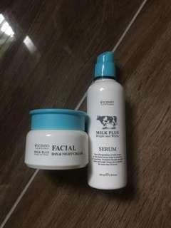 Beauty buffet cream&serum