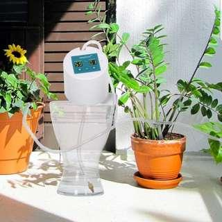 EasyGrow Automatic plant self watering system/Timers controller irrigation system timing water flower
