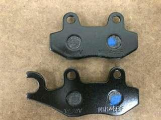 Brake Pad 125zr/135LC 5Speed
