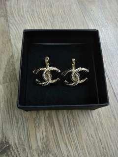 Chanel 耳環(不是正品)