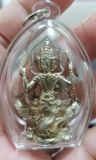 Phra Phrom Wat Rakhang be2558 LP Maha Surasak