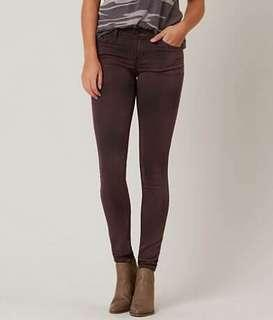 Low waist jeans denim