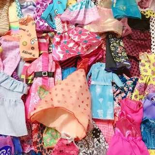 Barbie clothes Clearance  (Christmas Sale )