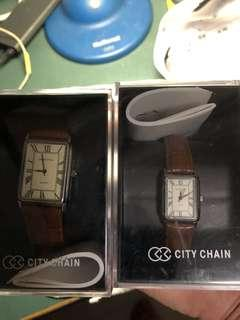 Couple Watch from City Chain