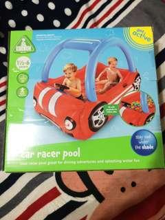 Car racer pool
