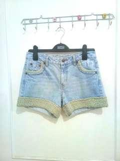 Celana Pendek Hotpants Korea