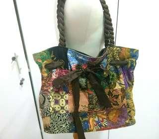 Tas Tote Batik Bag