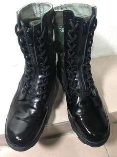 🚚 MIT數位迷彩戰術靴3號 107-1製