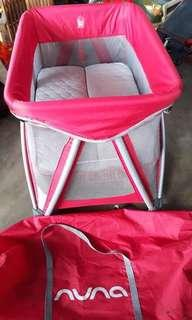 Preloved Nuna Sena Travel Play Yard/Playpen