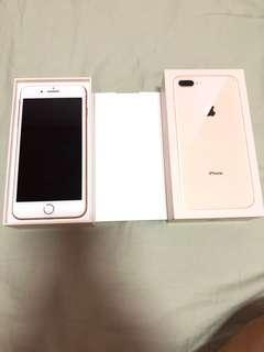 🚚 iPhone 8 Plus 256g金色