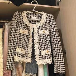 小香風Chanel style薄外套