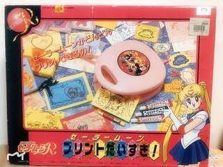 美少女戰士中古玩具(1993)