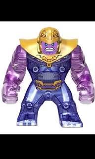EG 127 Transparent Thanos Bigfig