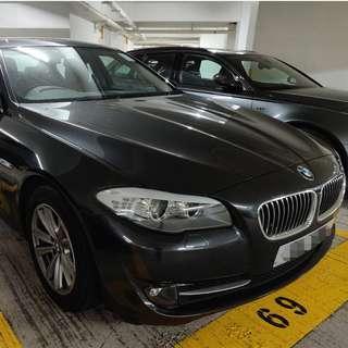 BMW 520I (1997cc) 2011