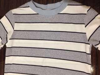 Stripes tops knitwear