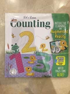 Buku 4 dimensi seri counting 123
