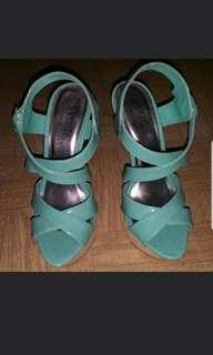 REPRICED!! Take 2 Pairs Heels and Slip On - Clogs