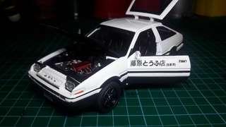 Diecast car