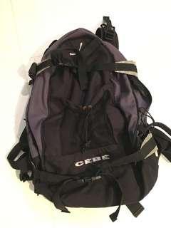 Cébé sports backpack