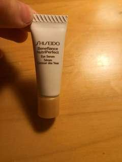 Shiseido eyecream