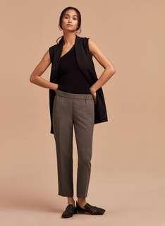 Aritzia darontal pants size 4