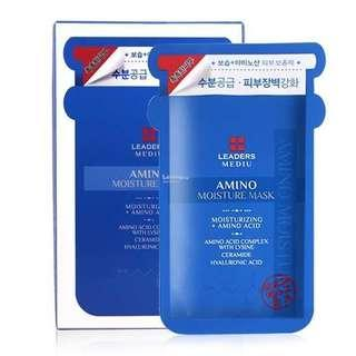 LEADERS mediu Amino Moisture Sheet Mask