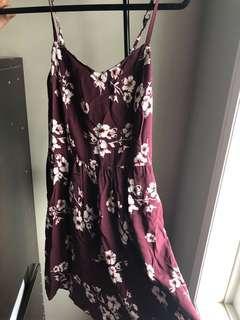 Garage spring /summer dress