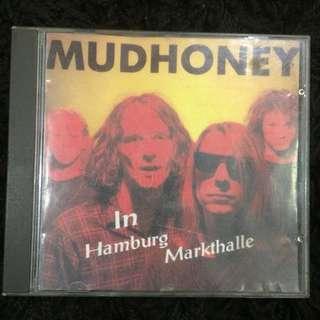 Mudhoney - live in hamburg markthalie cd