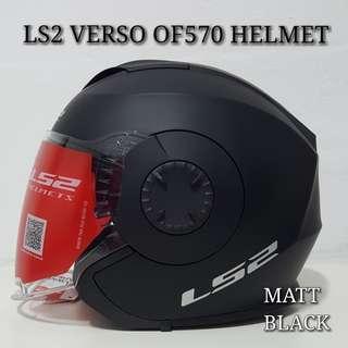 LS2 VERSO OF570 HELMET..😎!!