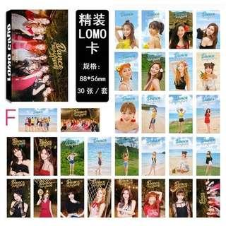 Lomo Cards