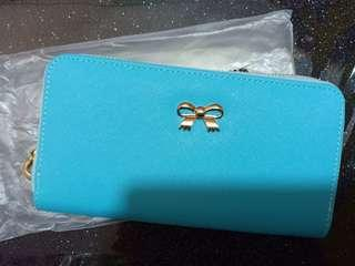 Candy color wallet