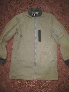 abahouse parka jacket