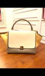 Celine Trapez Bag Medium