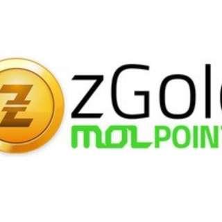 MOL zGold