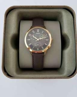 FOSSIL watches original with warranty