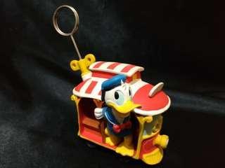 Tokyo Disneyland 唐老鴨Donald Duck 巡遊花車memo 夾