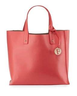 Furla 🈹 Sally Medium Saffiano Tote Bag - coloured Rosa
