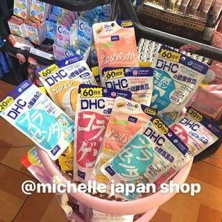 DHC Supplements Japan