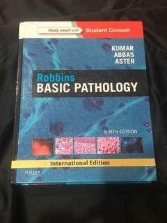 Robbins: Basic Pathology Textbook/Reference book