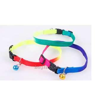 [Ready Stock] PS051 Rainbow Color Pet Collar