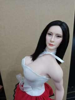 head only..hottoys phicen doll
