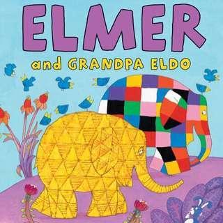 🚚 (BN) Elmer and Grandpa Eldo